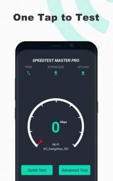 Cпидтест: SpeedTest Master - скорость интернета скриншот 4