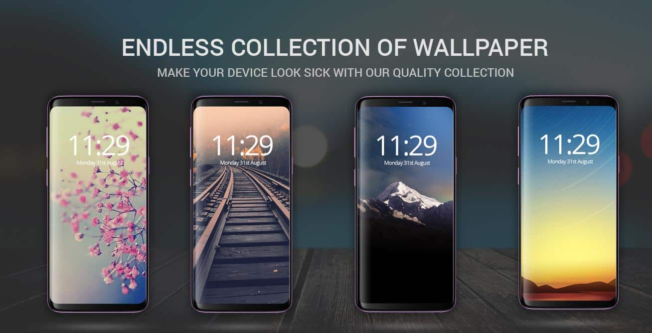 Wallpaper World: 4K, HD Backgrounds (No AD) скриншот 2