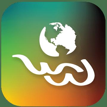 Wallpaper World: 4K, HD Backgrounds (No AD) logo