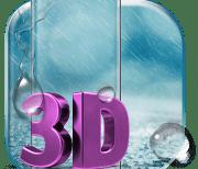 Дождь на Стекле logo