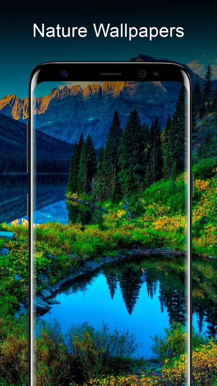 Красивая природа скриншот 1