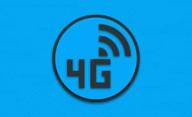 4G сеть против 3G.