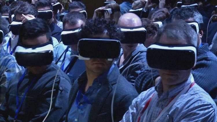 Использование виртуальной реальности в массах.