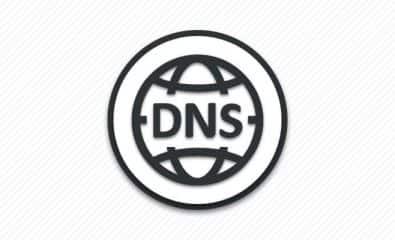 Нет соединения с DNS сервером.