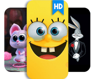 Картун Обои HD: мультфильм 2019 logo