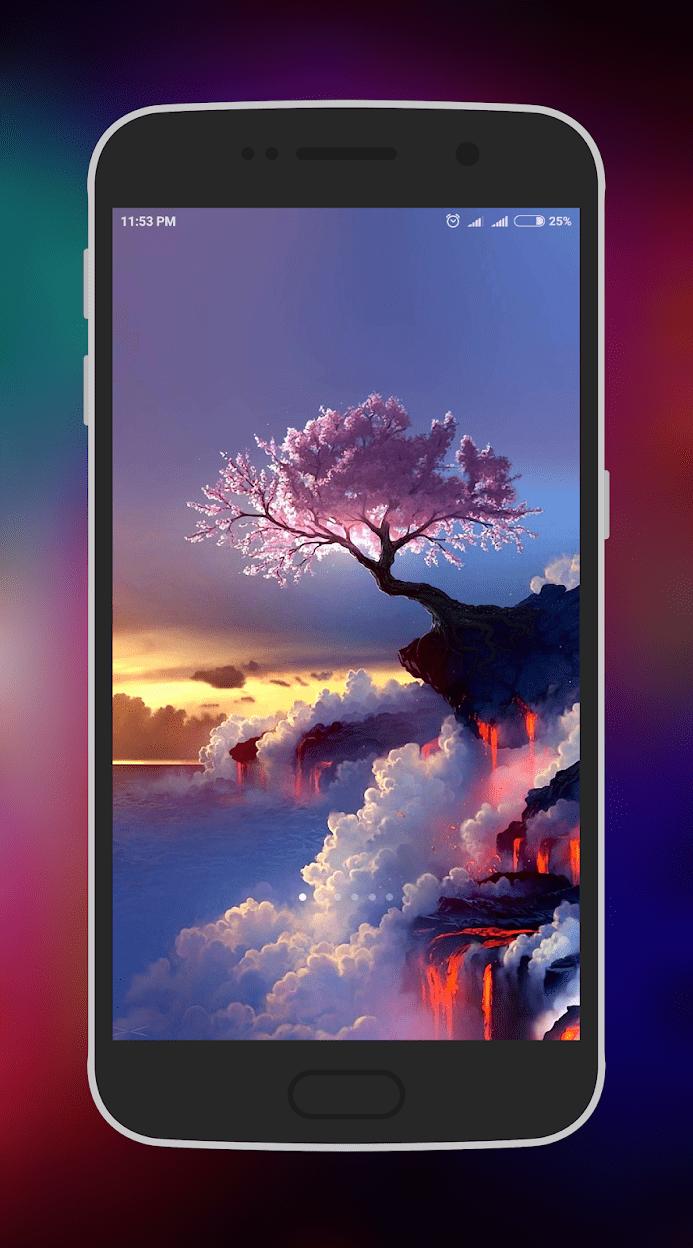 Nature Wallpaper скриншот 1