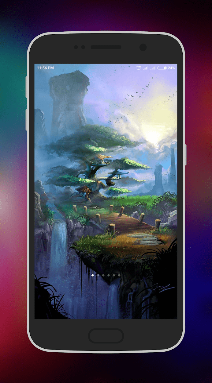 Nature Wallpaper скриншот 4
