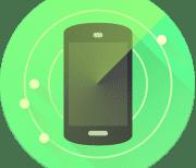 Найти айфон & андроид телефон logo