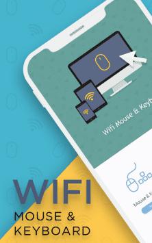 Мышь WiFi: удаленная мышь и удаленная клавиатура скриншот 1