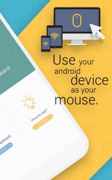 Мышь WiFi: удаленная мышь и удаленная клавиатура скриншот 2