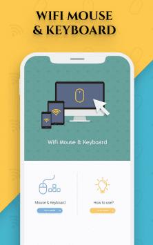 Мышь WiFi: удаленная мышь и удаленная клавиатура скриншот 3
