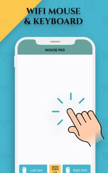Мышь WiFi: удаленная мышь и удаленная клавиатура скриншот 4