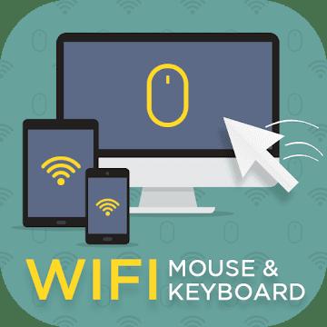 Мышь WiFi: удаленная мышь и удаленная клавиатура logo