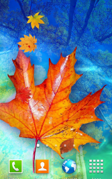 Осенние Листья скриншот 1