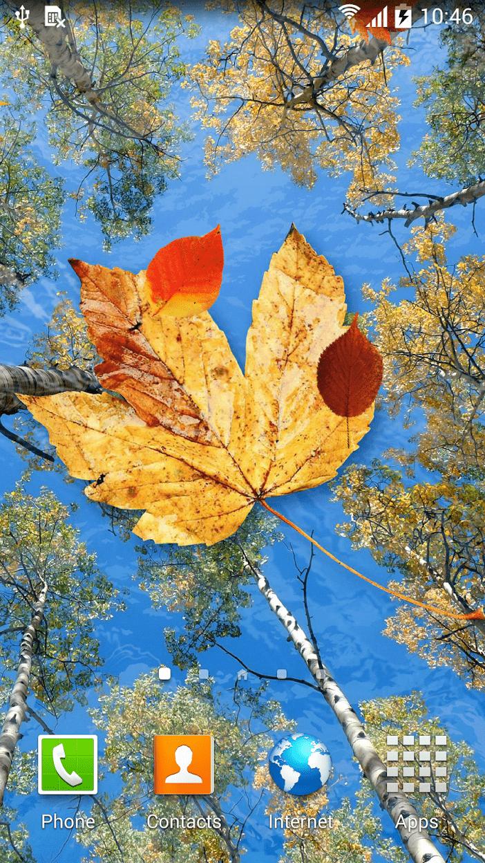 Осенние Листья скриншот 2