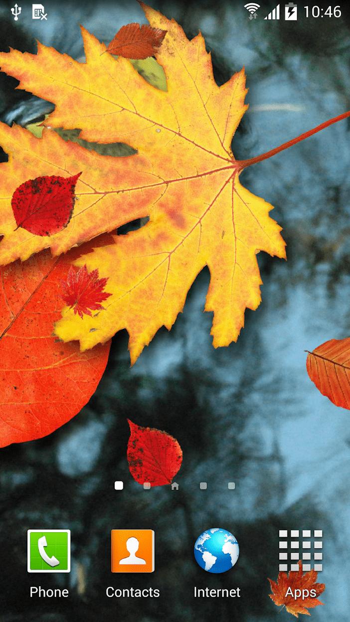 Осенние Листья скриншот 3