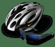 Помощник велосипедиста logo