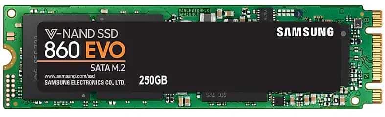 SSD накопитель в форм-факторе m.2