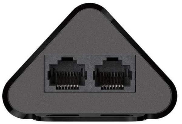 PoE-Репитер D-Link DPE-302GE  с двумя Ethernet портами.