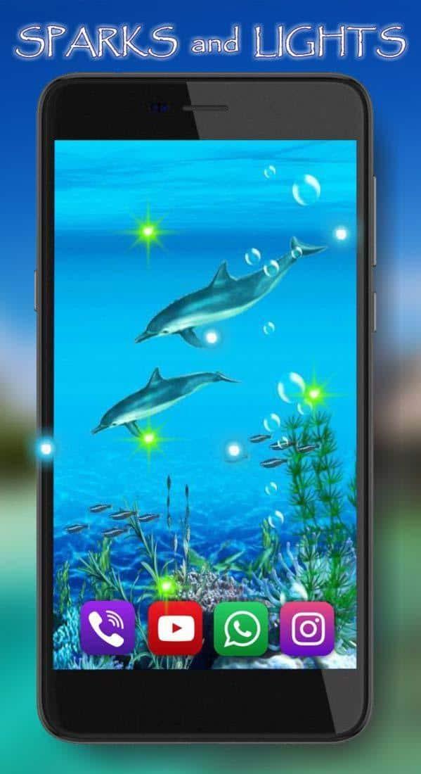 Звуки дельфинов скриншот 4