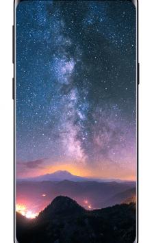 S10 Live Wallpaper HD, Amoled скриншот 5