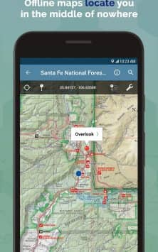 Avenza Maps скриншот 1