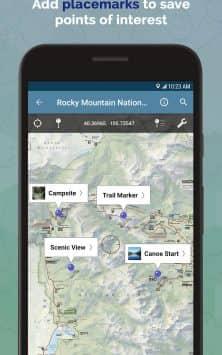 Avenza Maps скриншот 4