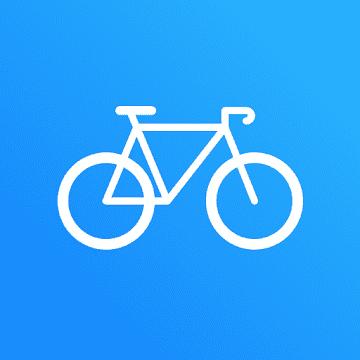 Bikemap - Your Cycling Map & GPS Navigation logo