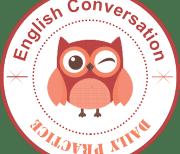 English Daily Conversations logo