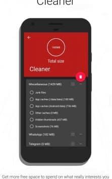 HEBF Optimizer - Battery Saver & Android Toolbox скриншот 4
