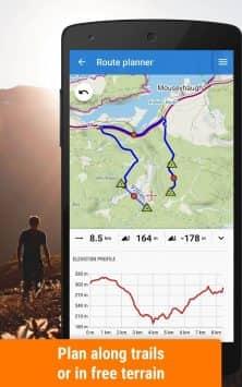 Locus Map Free - наружная GPS-навигация и карты скриншот 2