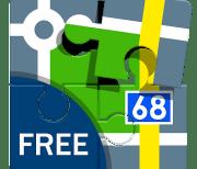 Locus Map Free - наружная GPS-навигация и карты logo