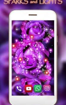 Розы Пурпурные скриншот 4