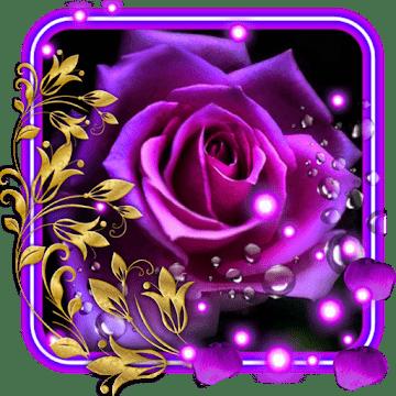 Розы Пурпурные logo