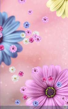 Цветы скриншот 1