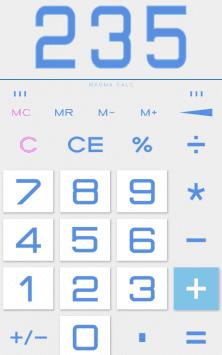 Калькулятор с процентами скриншот 3