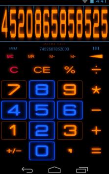 Калькулятор с процентами скриншот 4
