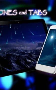 Падающие звезды скриншот 1