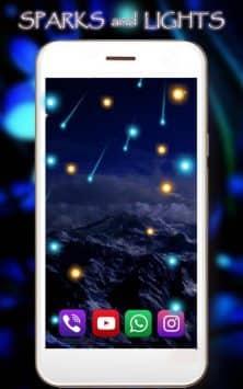 Падающие звезды скриншот 3