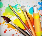 Рисовальная доска - рисовать, наброски, дудл logo
