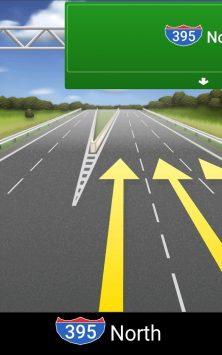 CoPilot Truck GPS скриншот 4