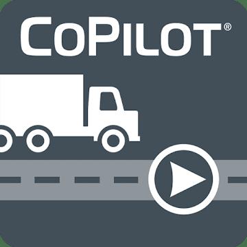 CoPilot Truck GPS logo