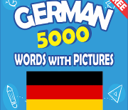 German 5000 Words with Pictures logo