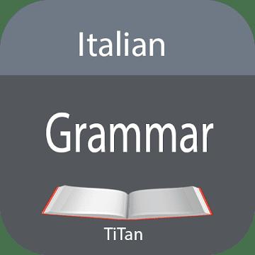 Italian grammar - Learn Italian grammar exercises logo