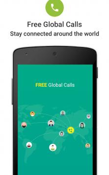 JusCall - международные вызовы и глобальные вызовы скриншот 1