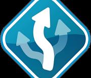MapFactor GPS Navigation Maps logo