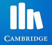 The Cambridge Bookshelf logo