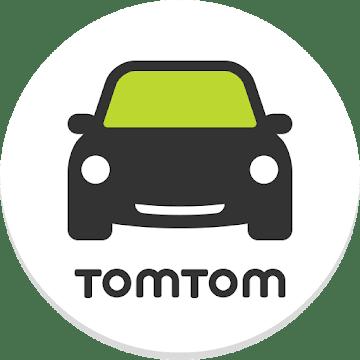 TomTom GPS Navigation - Traffic Alerts & Maps logo