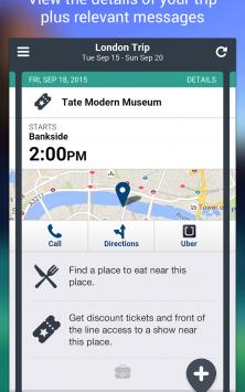 TripCase – Travel Organizer скриншот 2