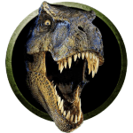 3D Страшные Динозавры живые обои